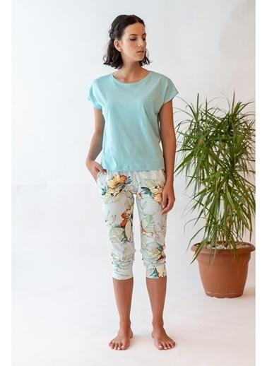 Hays Pijama altı Turkuaz